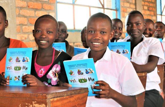 Le Burundi sur la voie de l'école de demain