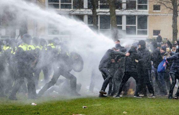 Les Pays-Bas sous haute tension: de violentes émeutes contre le couvre-feu débouchent sur plus de 250 arrestations