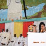 Le gouvernement salue la contribution de l'église catholique dans le développement du pays