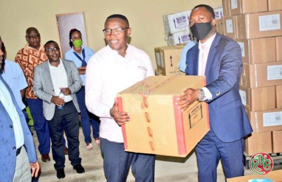 Une ONG allemande octroie au Gouvernement burundais des kits de depistage de la covid-19