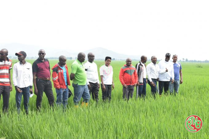 Le ministre en charge de l'environnement effectue une visite en province Bubanza