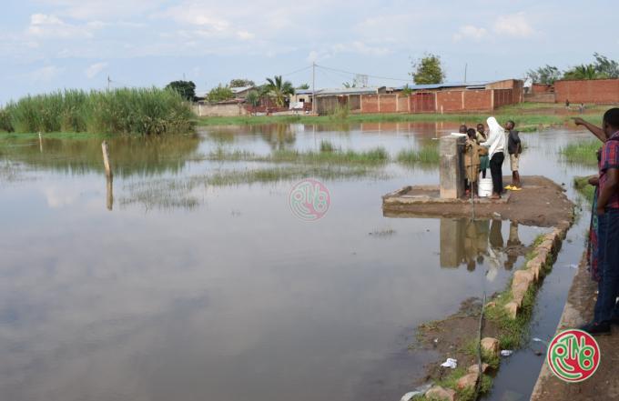 Gatumba/Inondations : les quartiers riverains de la Rusizi devraient être évacués d'urgence