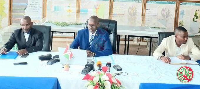 Le Ministère en charge des infrastructures présente le bilan semestriel