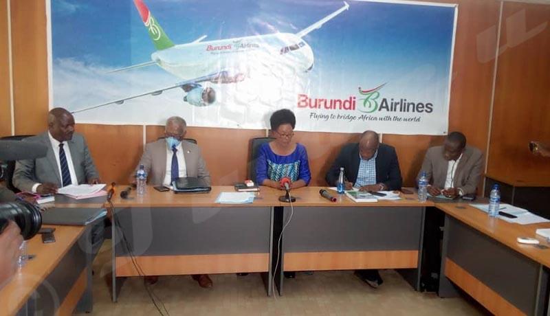 AIR Burundi/ SOBUGA : la fusion est consommée