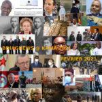 BURUNDI / Petit tour sur l'actualité sur KAMA ou l' AFRIQUE , AFRICA – FEVRIER 2021 / 24-02-2021