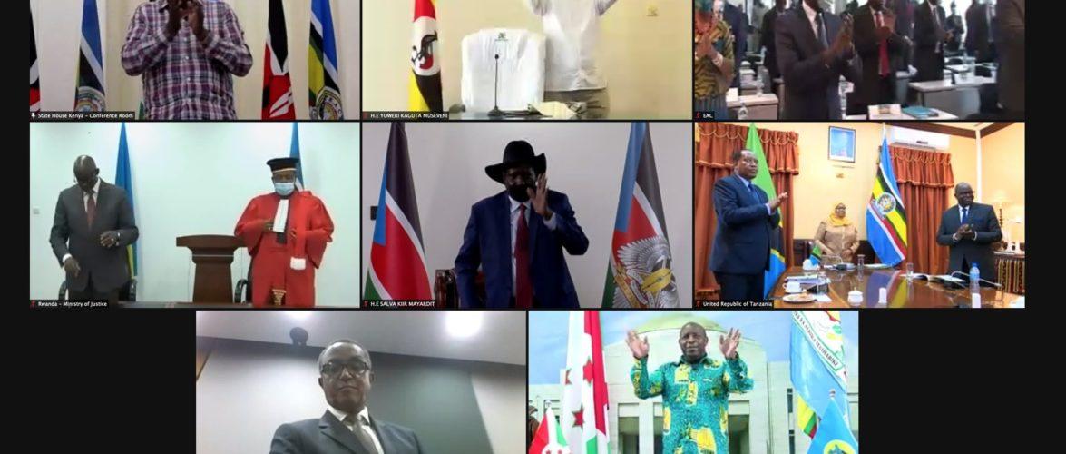 BURUNDI : 21 ème Sommet des Chefs d'État de l'East African Community – EAC