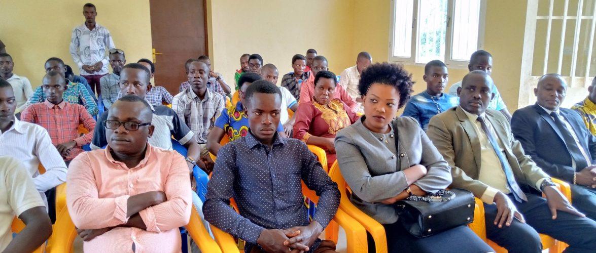 BURUNDI : ABEJ – Des groupements économiques de Jeunes solidaires à NDAVA / CIBITOKE