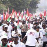 BURUNDI : BUJUMBURA MAIRIE, 18ème étape de la tournée du nouveau SG du CNDD-FDD