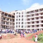 BURUNDI : TRAVAUX DE DEVELOPPEMENT COMMUNAUTAIRE - Bâtir le futur Bureau Provincial de MAKAMBA à 6 étages