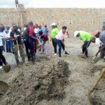 BURUNDI : TRAVAUX DE DEVELOPPEMENT COMMUNAUTAIRE - Les citoyens de CANKUZO mobilisés restaurent le STADE BUHUMUZA