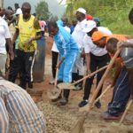 BURUNDI : TRAVAUX DE DEVELOPPEMENT COMMUNAUTAIRE - Construire le bureau de chef collinaire de NYAMBUYE à ISARE / BUJUMBURA