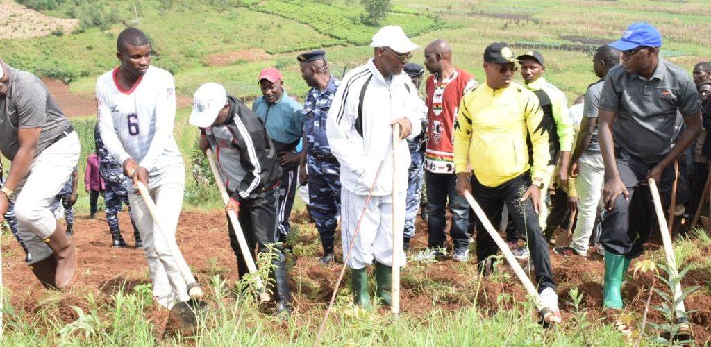 BURUNDI : TRAVAUX DE DEVELOPPEMENT COMMUNAUTAIRE – Eriger l'Institut Polytechnique Communautaire de KAYANZA