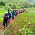 BURUNDI : TRAVAUX DE DEVELOPPEMENT COMMUNAUTAIRE - Planter 6.000 arbres à SAGARA, commune MUTUMBA / KARUSI