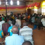 BURUNDI : Réunion hebdomadaire en commune BUBANZA