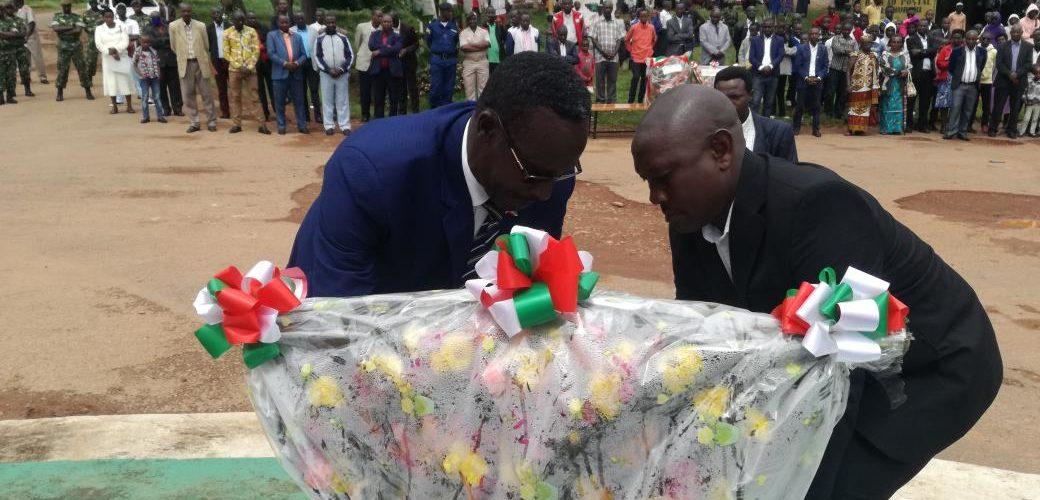 BURUNDI : BURURI célèbre la fête de l'Unité Nationale