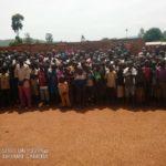 BURUNDI : Lutte contre les abandons scolaires à CENDAJURU / CANKUZO