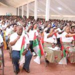 BURUNDI : CIBITOKE, 6ème étape de la tournée du nouveau SG du CNDD-FDD