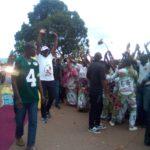 BURUNDI : MAKAMBA en liesse reçoit le nouveau SG du CNDD-FDD