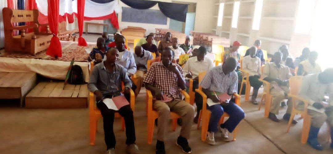BURUNDI : Réunion sur les violences basées sur le genre à MUBIMBI / BUJUMBURA