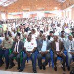 BURUNDI : KIRUNDO, 3ème étape de la tournée du nouveau SG du CNDD-FDD