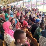 BURUNDI : Réunion citadine au STADE UMUCO sur le nouveau GRAND MARCHE à KINYOTA / MUYINGA