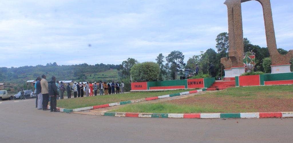 BURUNDI : MWARO – Commémoration des 30 ans de la Charte de L'UNITE NATIONALE