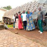 BURUNDI : Don des natifs de GIHETA pour construire l'école de MUSAMA / GITEGA