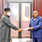 BURUNDI : Envoyé Spécial de S.E. BUHARI, Président du NIGERIA