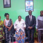 BURUNDI : Petite visite surprise à la Maman de Feu NKURUNZIZA / NGOZI