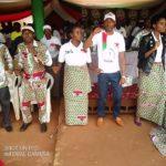 BURUNDI : Les BAGUMYABANGA de GAHIRO fêtent la victoire du CNDD-FDD en 2020 /RUTANA