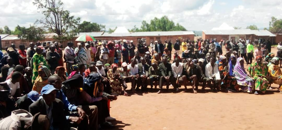 BURUNDI : Rencontre citoyenne en zone KAYERO à MPINGA-KAYOVE / RUTANA