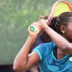 BURUNDI / TENNIS : POTCHEFSTROOM - NAHIMANA Sada bat Dejana RADANOVIC, score 6/2,7/6