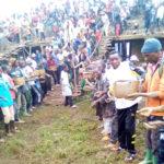 BURUNDI : TRAVAUX DE DEVELOPPEMENT COMMUNAUTAIRE - Bâtir LE STADE SPORTIF DE KARUSI