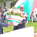 BURUNDI : CIBITOKE - Commémoration des 30 ans de la Charte de L'UNITE NATIONALE