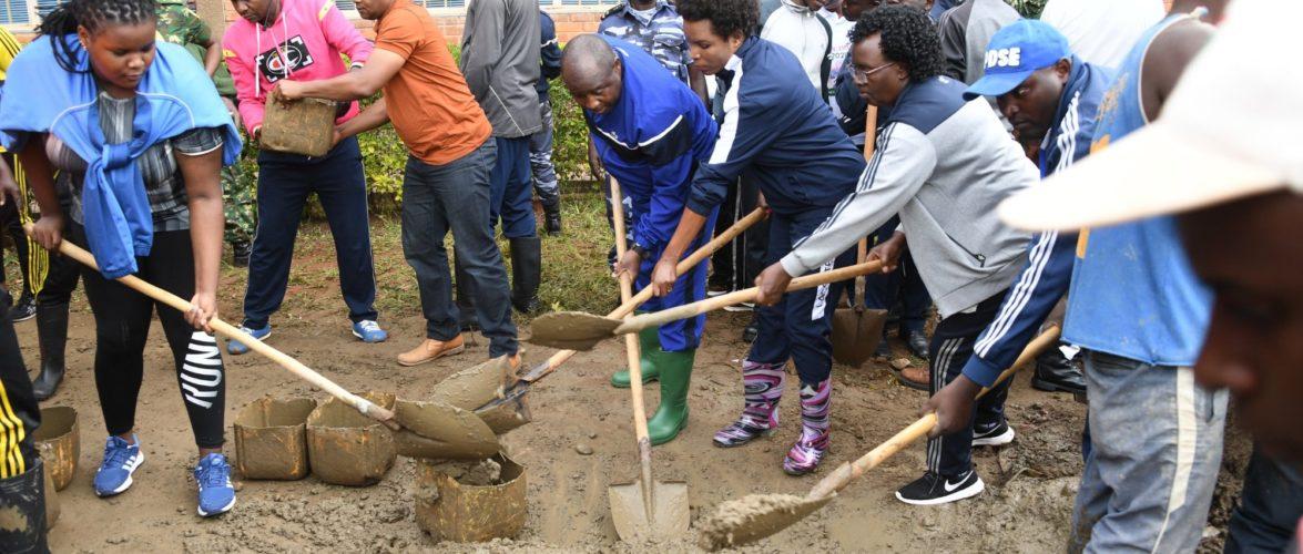 BURUNDI : TRAVAUX DE DEVELOPPEMENT COMMUNAUTAIRE – Bâtir une extension de L'UNIVERSITE POLYTECHNIQUE DE GITEGA
