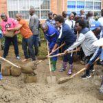 BURUNDI : TRAVAUX DE DEVELOPPEMENT COMMUNAUTAIRE - Bâtir une extension de L'UNIVERSITE POLYTECHNIQUE DE GITEGA