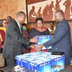 Lancement du programme de décentralisation de l'approvisionnement du matériel judiciaire
