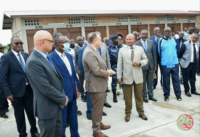 Le 1er Ministre recommande le renforcement du comité pour le suivi des travaux de la ZES