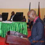 Le Ministre de l'intérieur est l'invité du jour au sénat
