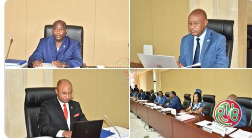 Le conseil des ministres se réunit sous la présidence du Chef de l'Etat Evariste Ndayishimiye