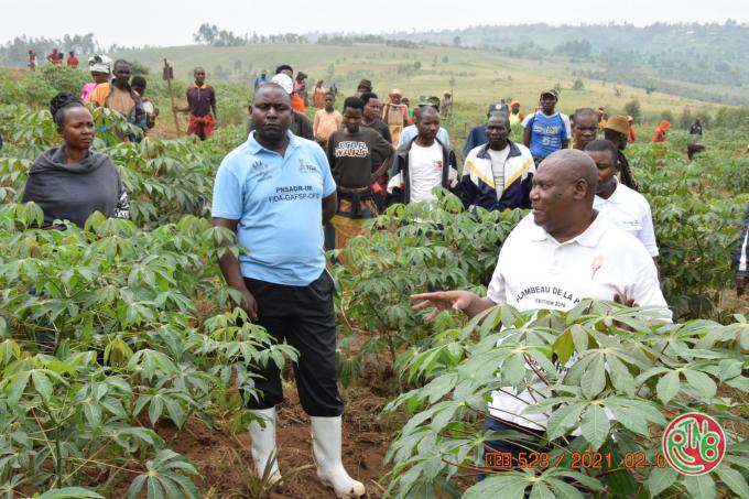 Gitega : la représentation provinciale du Cndd-Fdd procède à l'évaluation des réalisations des coopératives sangwe