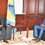 Le Premier Ministre reçoit en audience le responsable de la BAD au Burundi