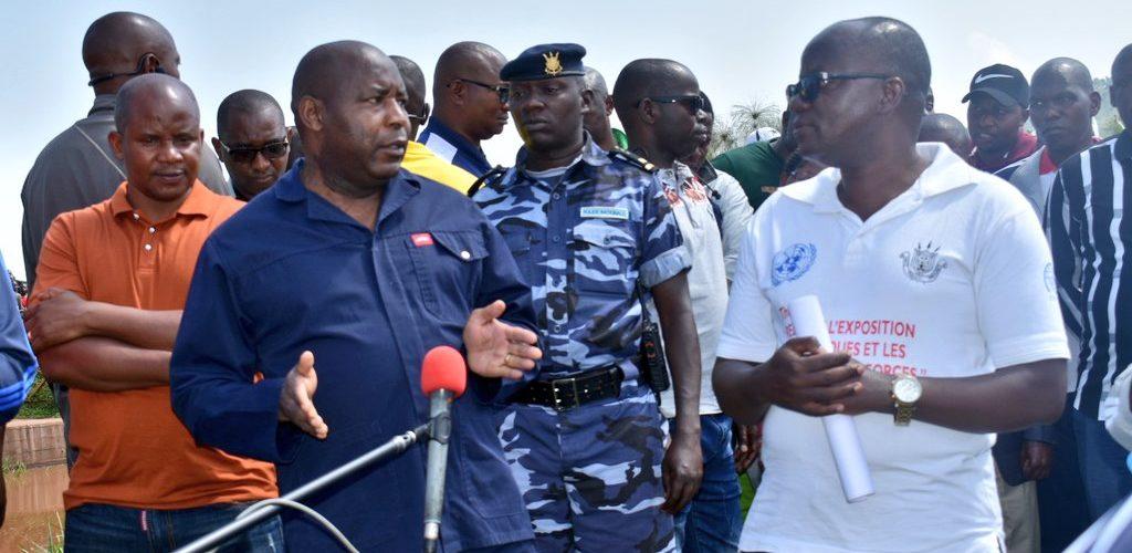 Le Chef de l'Etat met en garde les coordinateurs des projets qui ne respectent pas les délais d'exécution
