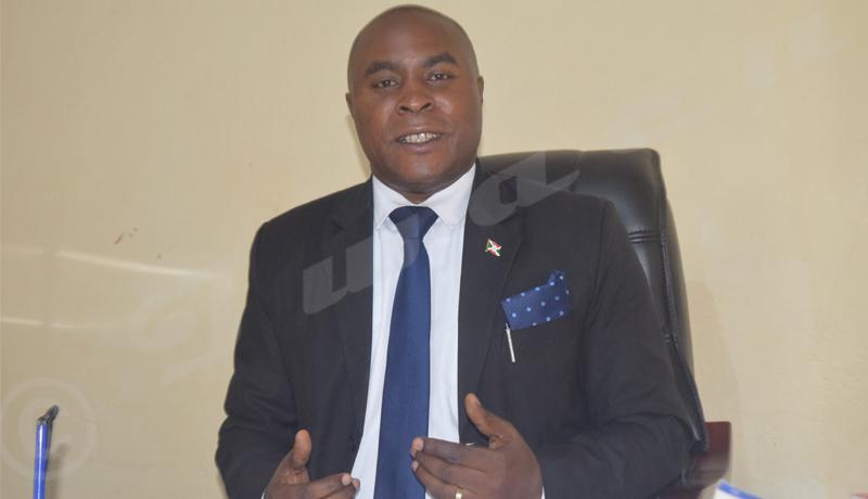 Rencontre avec le gouverneur de Kayanza :« Mon rêve, faire de Kayanza un carrefour commercial»