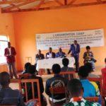 BURUNDI : Débat économique sur le marché et les infrastructures à KIGANDA / MURAMVYA