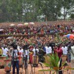 BURUNDI : Les BAGUMYABANGA de BURAZA fêtent la victoire du CNDD-FDD en 2020 / GITEGA