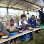 BURUNDI :  Visite de L' ECOFO MUYANGE I en cette 6ème édition JAAS / MUYINGA
