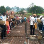 BURUNDI : TRAVAUX DE DEVELOPPEMENT COMMUNAUTAIRE - Construction de la permanence provinciale du CNDD-FDD KIRUNDO