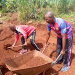BURUNDI : TRAVAUX DE DEVELOPPEMENT COMMUNAUTAIRE - Réhabiliter la piste secondaire de la colline KINANIRA / MUYINGA