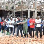 BURUNDI : TRAVAUX DE DEVELOPPEMENT COMMUNAUTAIRE - Bâtir le bureau provincial de RUYIGI